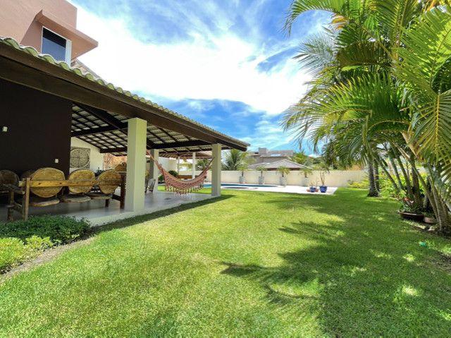 Casa em Condominio Fechado, 04 Suites sendo 1 master com hidromassagem - Foto 5