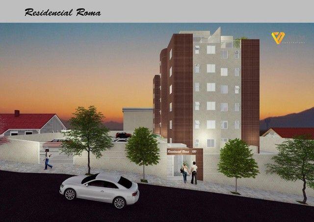 Apartamento com área privativa à venda, 2 quartos, 2 vagas, Santa Mônica - Belo Horizonte/