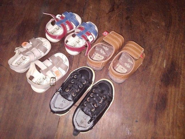 Sapatos de criança - Foto 2