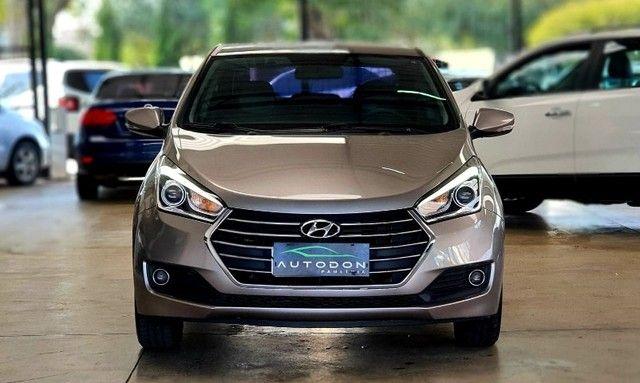 Hyundai HB20S HB20 Sedan Premium 2017 Automático Único Dono Todo Revisado  - Foto 7