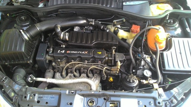 Impecável! Corsa Sedan 1.4 Econoflex 2008 - Foto 17