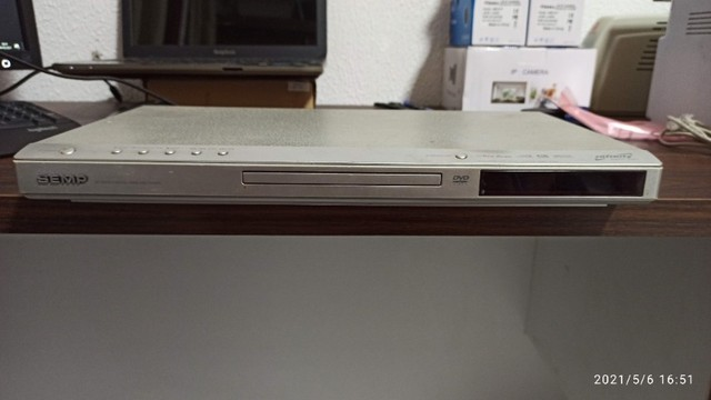 DVD Semp - Funcionando - Sem Controle - Foto 2