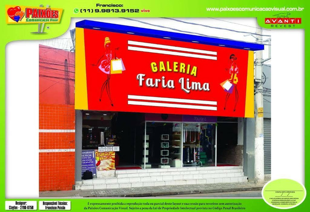 Salão de Vabelereios Faria Lima / Marechal - Foto 10