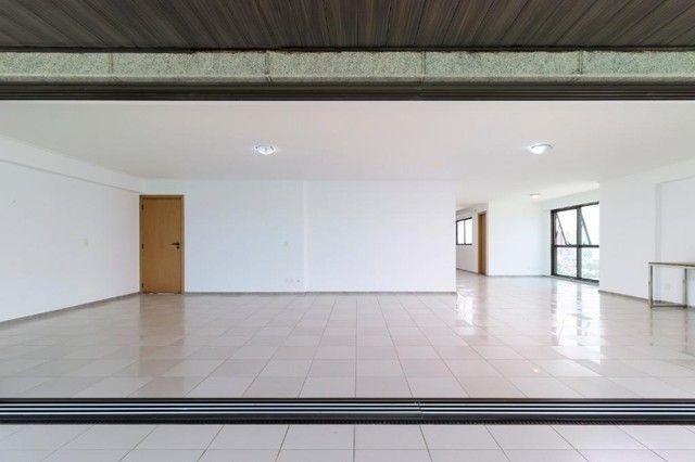Apartamento com 4 quartos para alugar, 300 m² por R$ 13.500/ano - Pina - Recife/PE - Foto 8