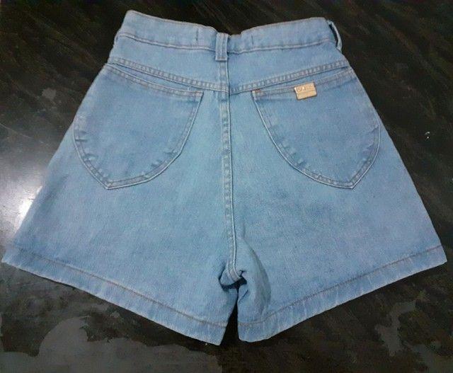 Short jeans vintage  - Foto 3