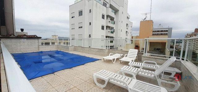 (CÓD:2472) Apartamento de 3 dormitórios - Balneário do Estreito / Fpolis - Foto 4