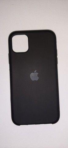 Capinha Iphone 11 e XR (R$50,00) cada uma
