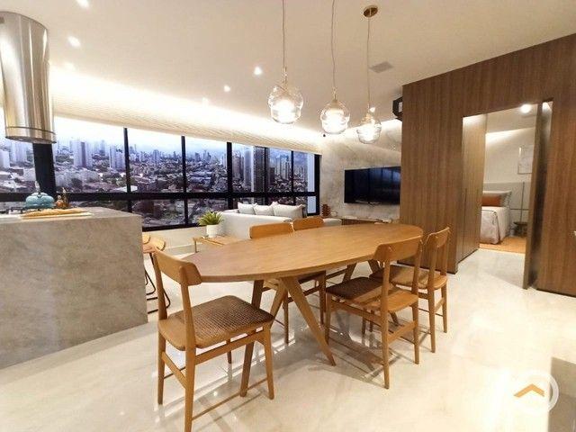 Apartamento à venda com 2 dormitórios em Setor oeste, Goiânia cod:4973 - Foto 4