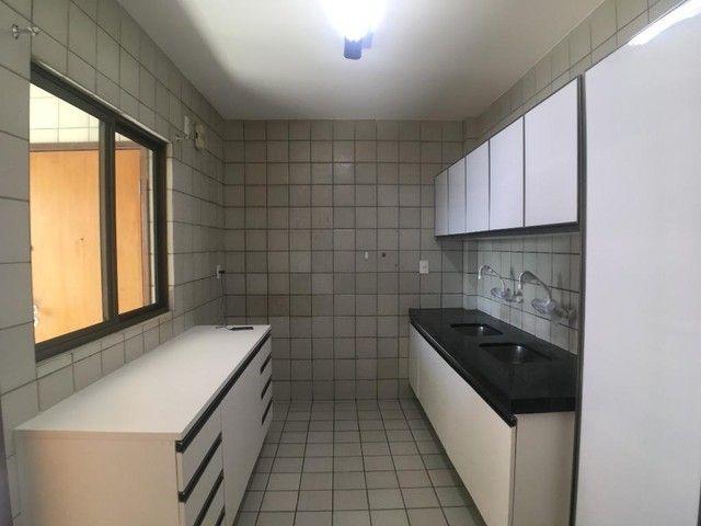 Apartamento com 4 quartos para alugar, 178 m² por R$ 10.564/mês - Boa Viagem - Recife/PE - Foto 9