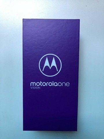 Motorola One Vision para retirar peças - Foto 6