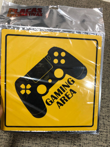 Placa gamer ps4 controle PlayStation 4
