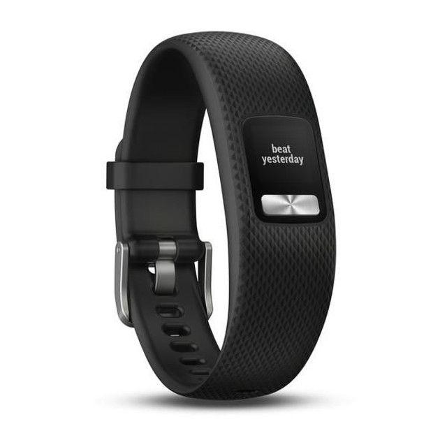 Relógio Smartwatch Garmin Vivofit 4 - Preto - 12X Sem Juros - Foto 3