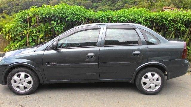 Impecável! Corsa Sedan 1.4 Econoflex 2008 - Foto 19