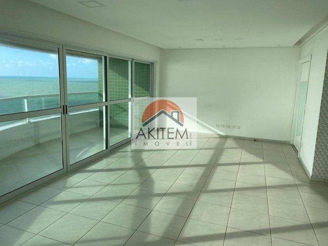 LUXO NA BEIRA MAR DE OLINDA- 3 qts suites- 4 VAGAS GARAGEM .  - Foto 2