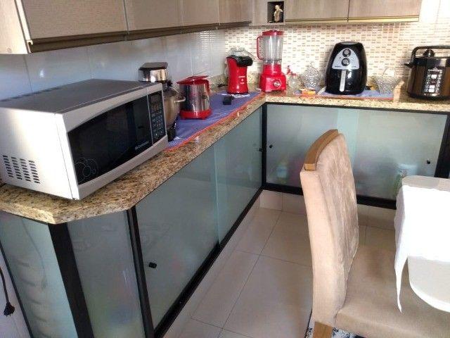 Linda Casa de 2 Pavimentos no bairro Canaã em São Lourenço!!! - Foto 17