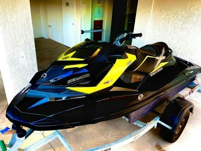 Jet Ski Sea doo RXP-X 260 Ano 2012 impecável Revisado !!!<br> - Foto 2