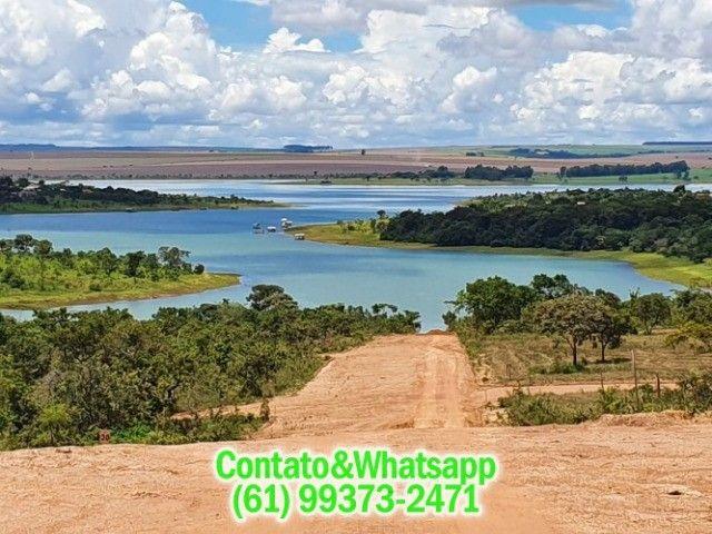 Lago Corumbá 4 em Abâdiania - Foto 2