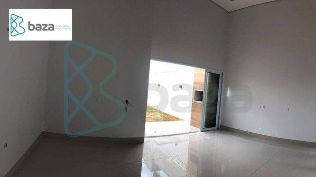 Casa com 3 dormitórios à venda, 148 m² por R$ 759.000,00 - Residencial Aquarela Das Artes  - Foto 5