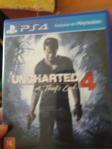 Unchated 4 Ps4