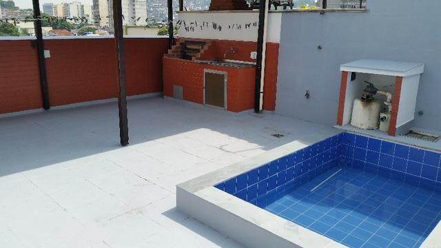 Excelente casa 5 pavimentos em Vila Isabel - Foto 10