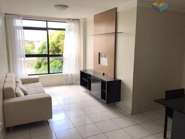 Ed. José Tavares Apartamento residencial à venda, Pinheiro, Maceió.