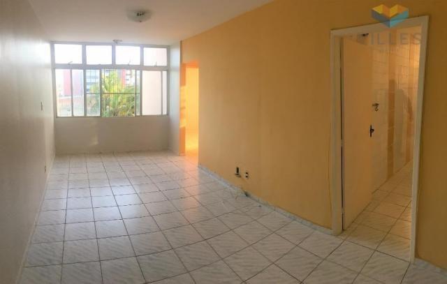 Ed. Solaris I Apartamento residencial à venda, Cruz das Almas, Maceió.