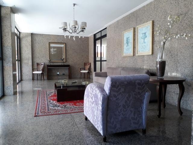 Meireles - Apartamento Alto Padrão 247m² com 3 suítes e 4 vagas - Foto 4