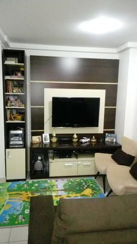 Particular vende apartamento no Res. Allegro de 3 qts com 69 m², 1 Vg cob. e com armários
