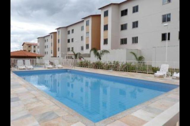 Apartamento 3 Qts com (suíte) - Total Ville - Santa Maria DF