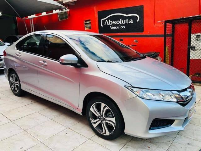 Honda City 2015 lx automático, único dono carro impecável !!! - Foto 3