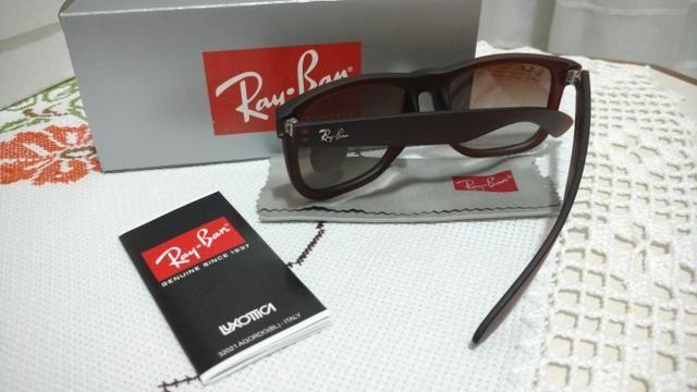 3b985e118 Óculos RayBan Justin Polarizado Pronta Entrega - Bijouterias ...