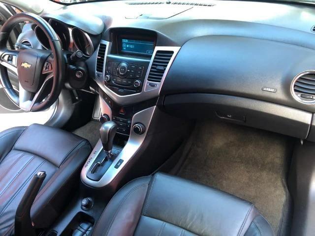 Gm - Chevrolet Cruze 2012 sedan lt automático completo , carro impecável !!! - Foto 13