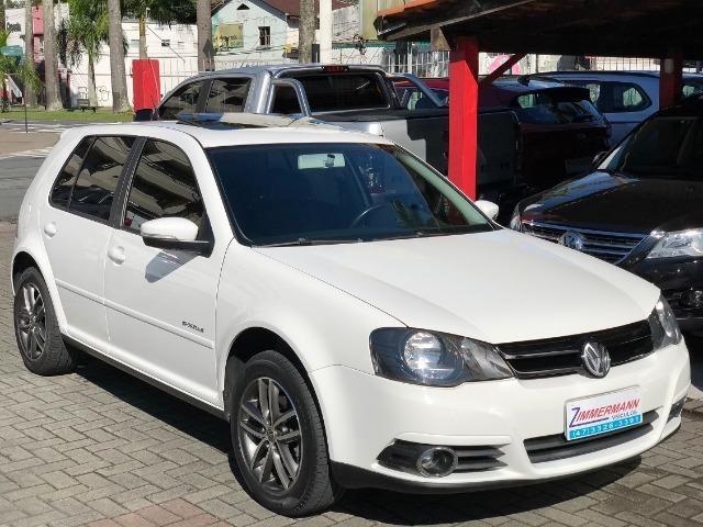 VW Golf 2.0 Sportline Automatico 2012 GNV Top de Linha - Foto 8