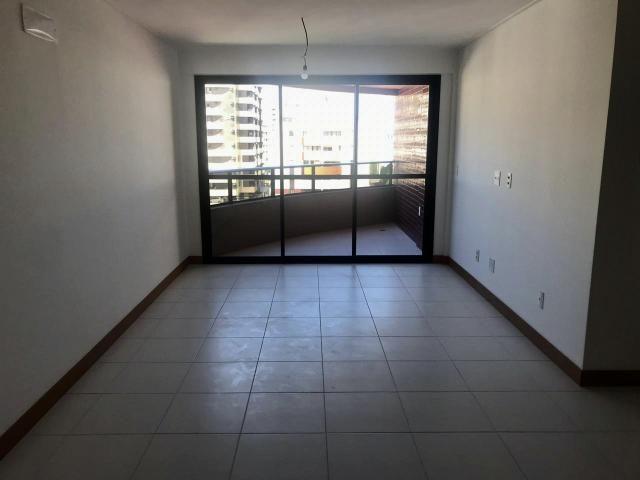 Apartamento novo Edf Milano 140m - Jatiúca - Foto 8