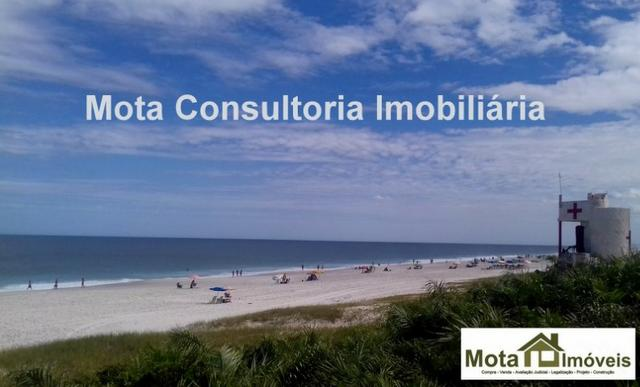Mota Imóveis - Tem em Praia Seca Terreno de Esquina 605m² Escriturado com RGI - TE-089 - Foto 2