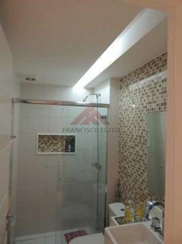 Apartamento à venda com 3 dormitórios em Icaraí, Niterói cod:FE31287 - Foto 7