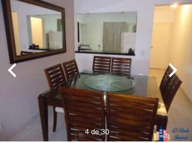 Ap00447 - apartamento no edifício cascais no guarujá! - Foto 2