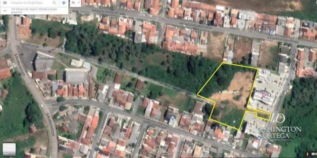 Terreno à venda, 4990 m² por r$ 1.700.000,00 - santo antônio - são josé dos pinhais/pr - Foto 2