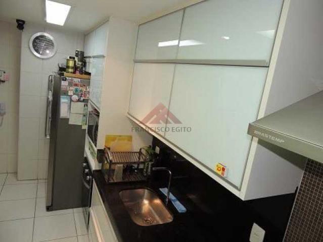 Apartamento à venda com 3 dormitórios em Icaraí, Niterói cod:FE31287 - Foto 11