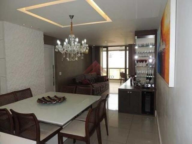 Apartamento à venda com 3 dormitórios em Icaraí, Niterói cod:FE31287 - Foto 2