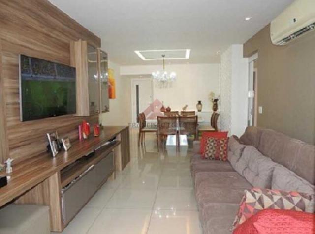 Apartamento à venda com 3 dormitórios em Icaraí, Niterói cod:FE31287