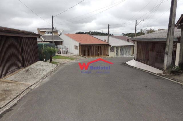 Casa com 2 dormitórios à venda, 42 m² por r$ 350.000 - rua quintino bocaiuva nº 448 - camp - Foto 17