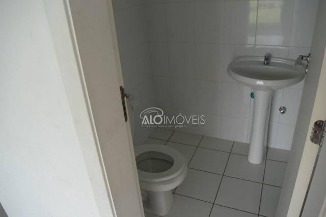 Apartamento com 2 dormitórios à venda, 54 m² por R$ 215.000,00 - Campo Comprido - Curitiba - Foto 8