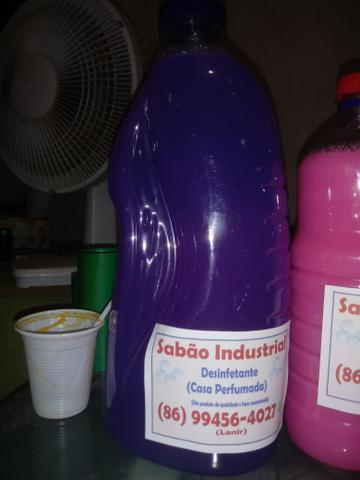 Sabão industrial