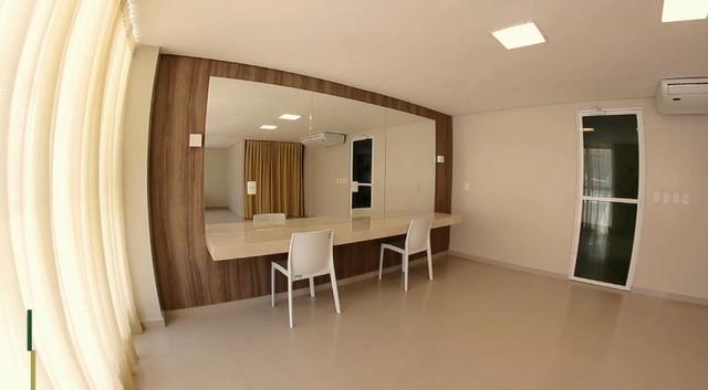 Apto Novo Praia do Futuro- 83m²-3 quartos-Piscina-Aceita Financiamento-Nascente-Terreo - Foto 9