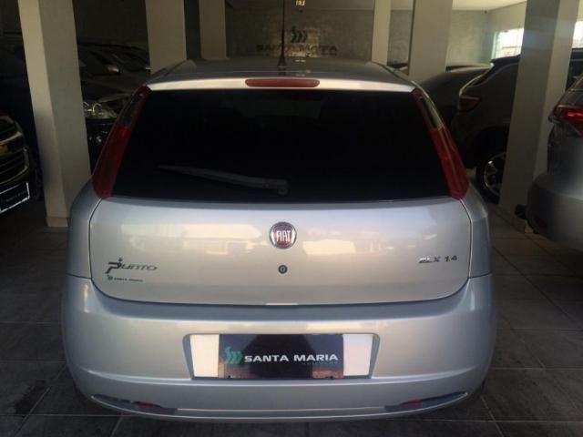 Fiat Punto ELX 1.4 2009/2009 - Foto 5