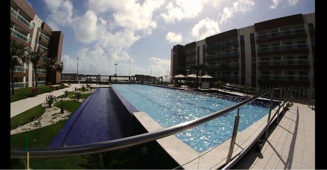 Apto Novo Praia do Futuro- 83m²-3 quartos-Piscina-Aceita Financiamento-Nascente-Terreo - Foto 14