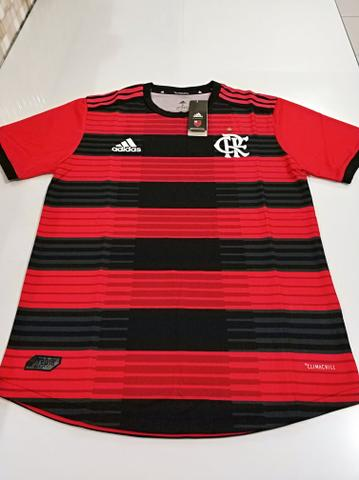 Camisa Flamengo I Player 18/19 - Foto 4