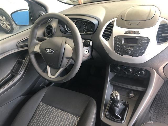 Ford Ka 1.5 se plus 16v flex 4p manual - Foto 8