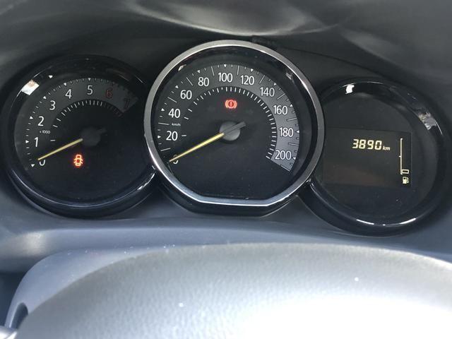 Renault LOGAN ZEN 2020 IPVA 2020 PAGO - Foto 13